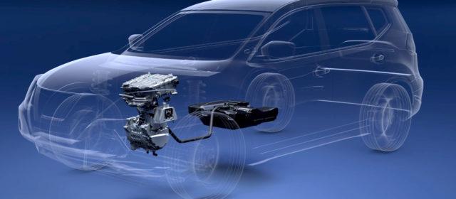 Nissan présente les modèles e-POWER en Europe